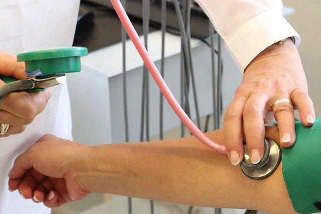 praca pielęgniarki