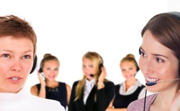 konsultant call center